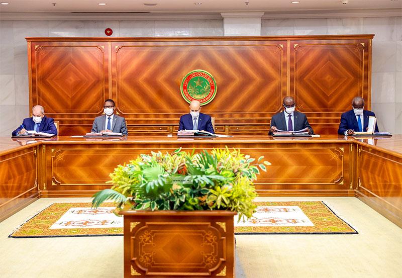 مجلس الوزراء في اجتماعه الأخير - AMI